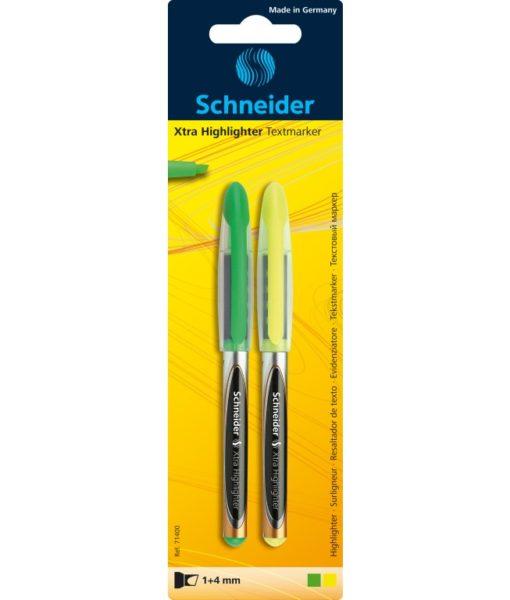 blister-textmarker-schneider-xtra-140