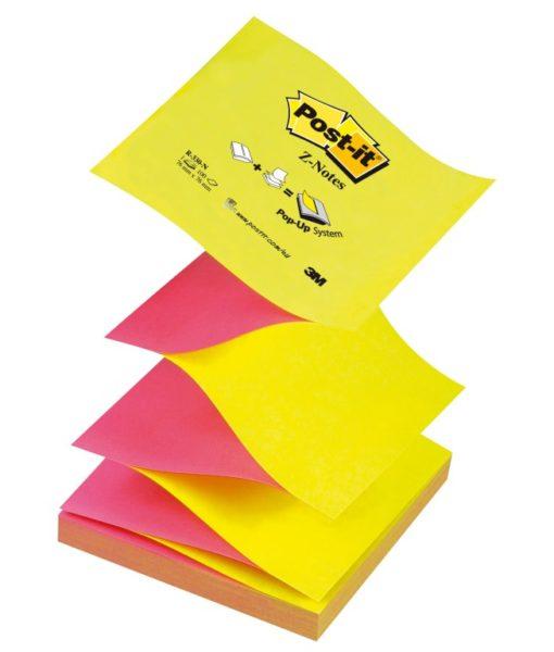 notes-adeziv-post-it-z-neon-bicolor