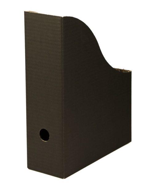 suport-carton-reviste-negru