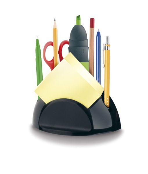 suport-instrumente-scris-ico-memoblock-negru